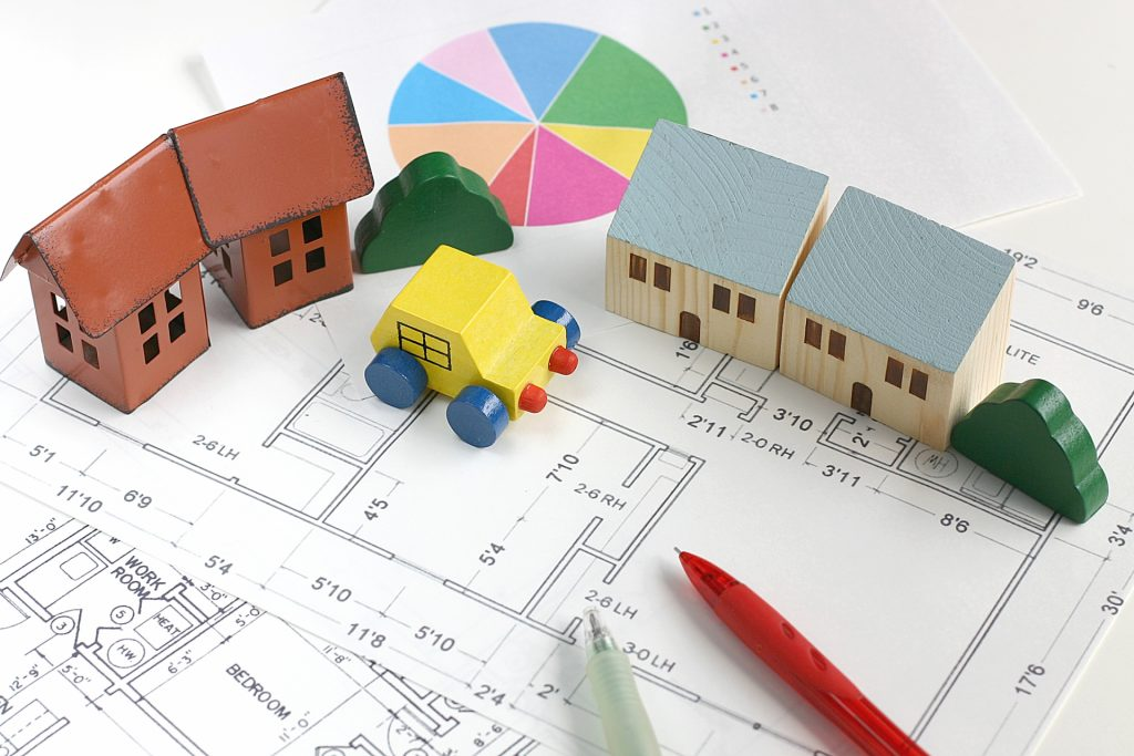 住宅設計図