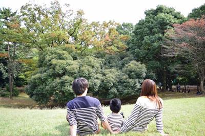 家族の休日イメージ