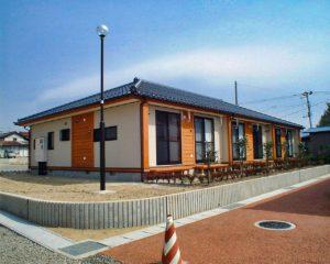 町公営住宅(平屋建て)