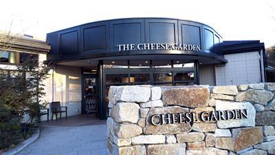チーズガーデン外観