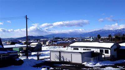 正月の風景