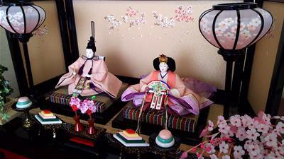 小野家ひな人形