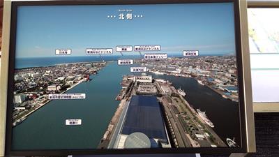 新潟の海案内図
