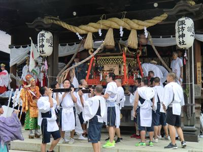 諏訪神社例大祭03