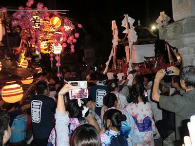 諏訪神社例大祭06
