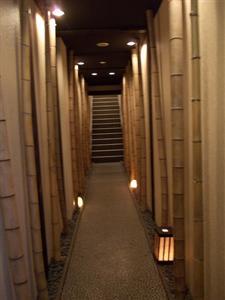 居酒屋の廊下