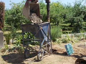 天然石パイル工法2