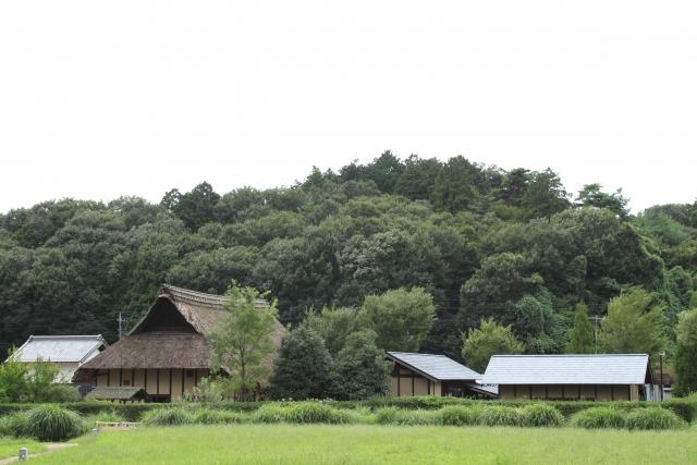 田舎イメージ