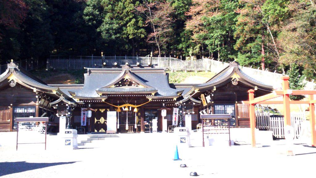 福島護国神社