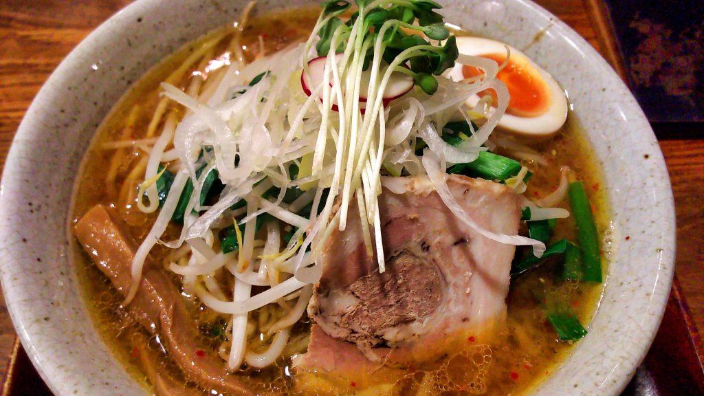 HOME_味噌ラーメン