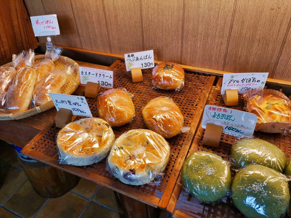 木ぼーう_菓子パン2