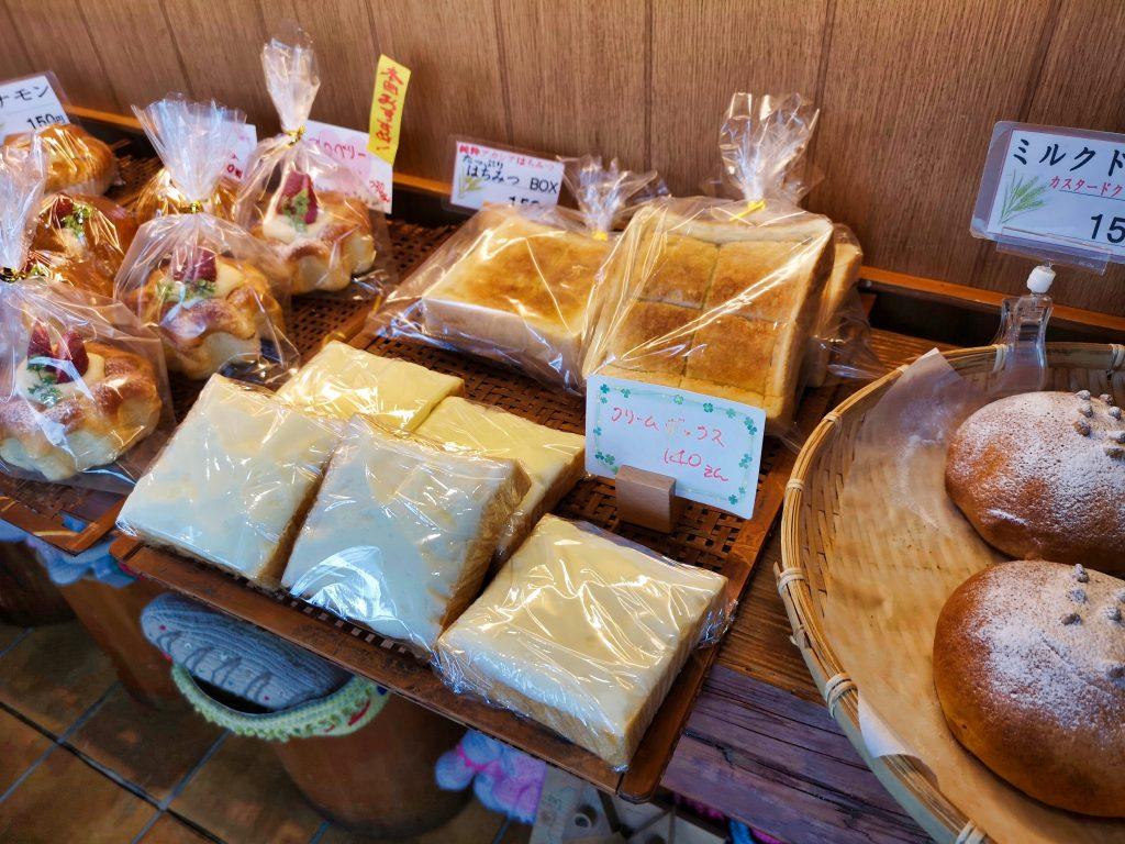 木ぼーう_菓子パン