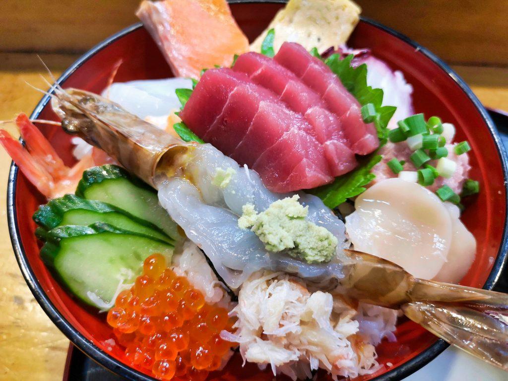 #食の回堂_得々海鮮丼