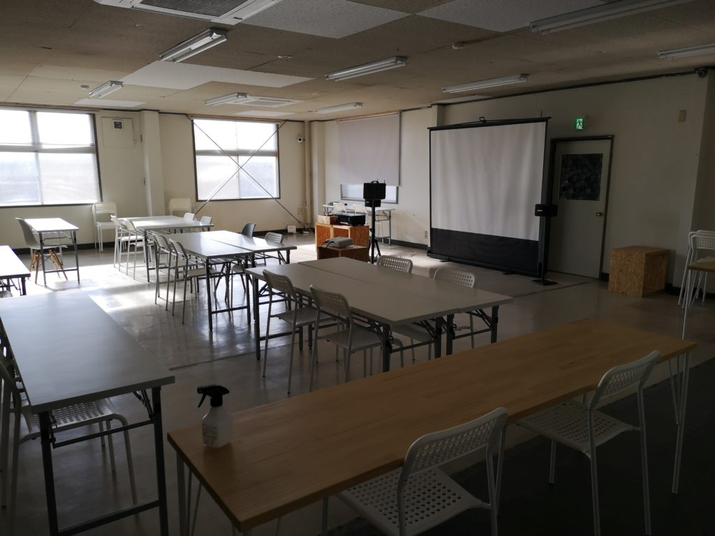 アカリ_2階スタジオ