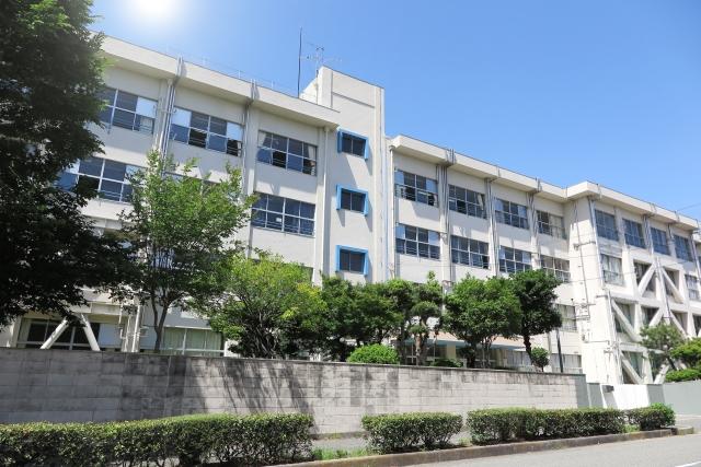 学校校舎イメージ
